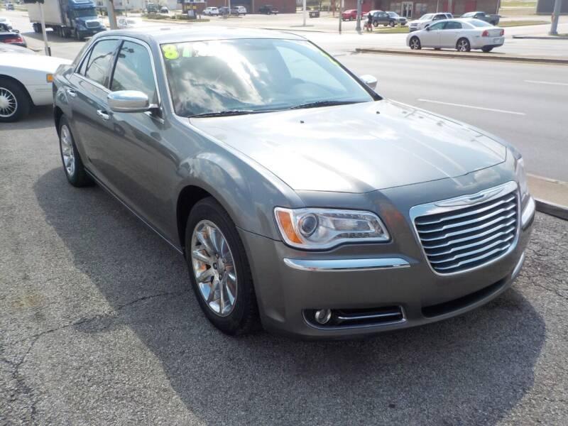 2012 Chrysler 300 for sale at SEBASTIAN AUTO SALES INC. in Terre Haute IN