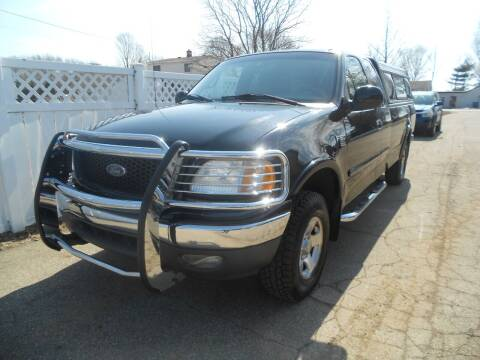 2002 Ford F-150 for sale at Mark's Sales and Service in Schoolcraft MI