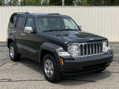 2010 Jeep Liberty for sale at Miller Auto Sales in Saint Louis MI