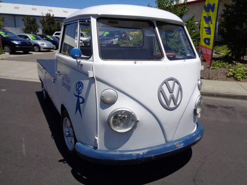 1967 Volkswagen Pickup for sale at NorCal Auto Mart in Vacaville CA