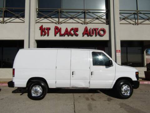 2008 Ford E-Series Cargo for sale at First Place Auto Ctr Inc in Watauga TX