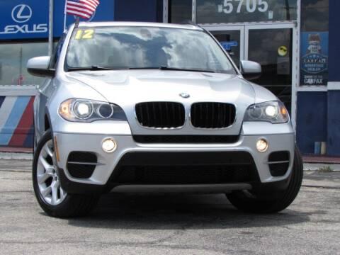 2012 BMW X5 for sale at VIP AUTO ENTERPRISE INC. in Orlando FL