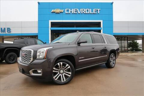 2018 GMC Yukon XL for sale at Lipscomb Auto Center in Bowie TX