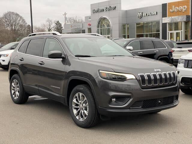 2021 Jeep Cherokee for sale in Lowell, MI