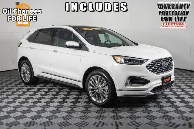 2021 Ford Edge for sale in Sumner, WA