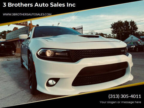 2020 Dodge Charger for sale at 3 Brothers Auto Sales Inc in Detroit MI