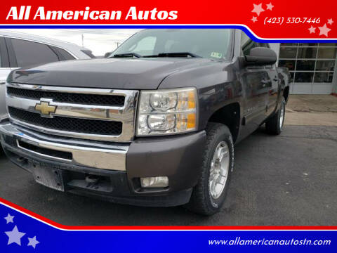 2011 Chevrolet Silverado 1500 for sale at All American Autos in Kingsport TN