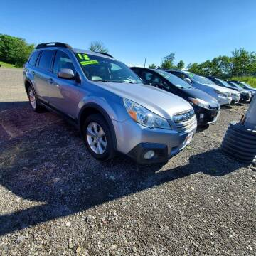 2013 Subaru Outback for sale at ALL WHEELS DRIVEN in Wellsboro PA