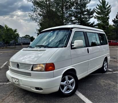 2002 Volkswagen EuroVan for sale at CarDen in Denver CO