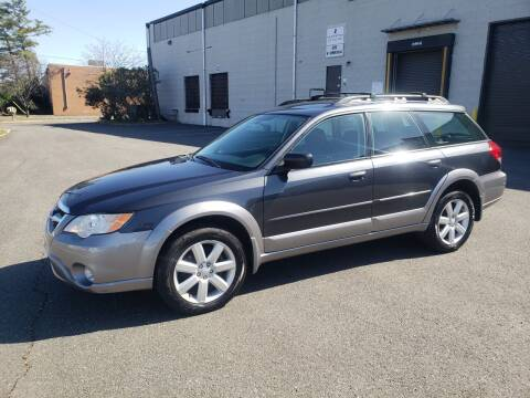 2009 Subaru Outback for sale at Positive Auto Sales, LLC in Hasbrouck Heights NJ