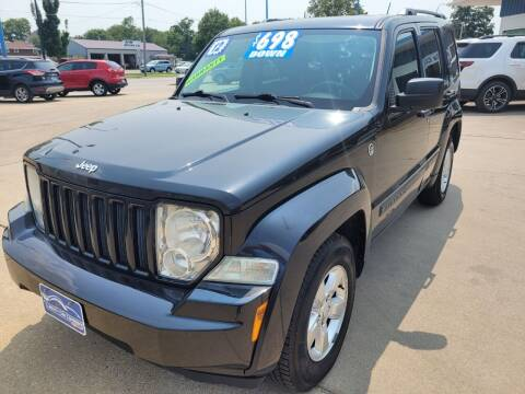 2012 Jeep Liberty for sale at Liberty Car Company in Waterloo IA