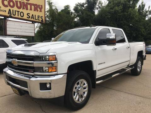 2018 Chevrolet Silverado 3500HD for sale at Town and Country Auto Sales in Jefferson City MO