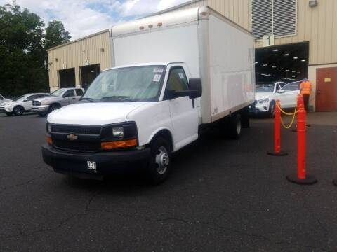 2011 Chevrolet Express Cutaway for sale at Truck and Van Outlet in Miami FL
