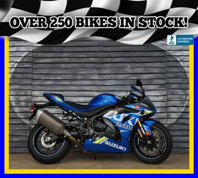 2018 Suzuki GSX-R1000R for sale at AZautorv.com in Mesa AZ