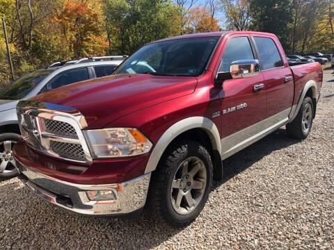 2011 RAM Ram Pickup 1500 for sale at Elite Motors in Uniontown PA