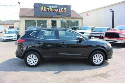 2019 Nissan Rogue Sport for sale at BANK AUTO SALES in Wayne MI