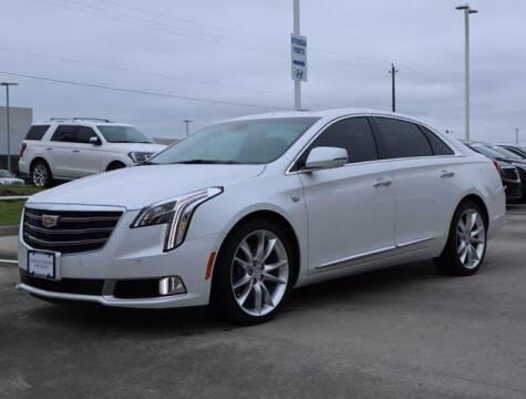 2018 Cadillac XTS for sale at BIG STAR HYUNDAI in Houston TX