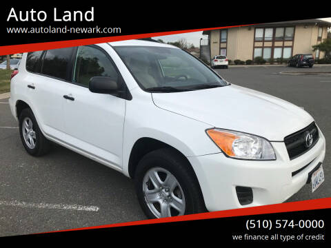 2012 Toyota RAV4 for sale at Auto Land in Newark CA
