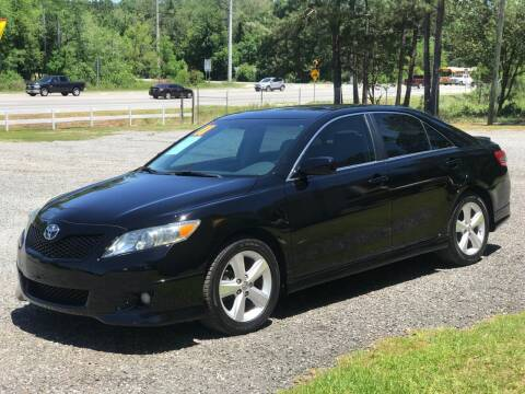 2011 Toyota Camry for sale at 912 Auto Sales in Douglas GA