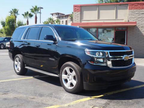 2015 Chevrolet Tahoe for sale at Corona Auto Wholesale in Corona CA