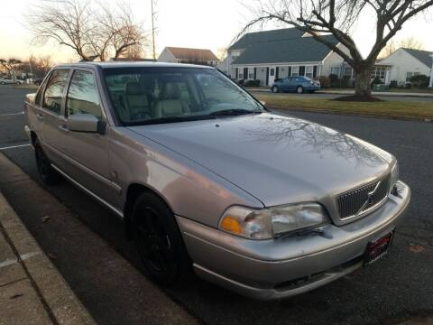 1999 Volvo S70 for sale at Reyes Automotive Group in Lakewood NJ