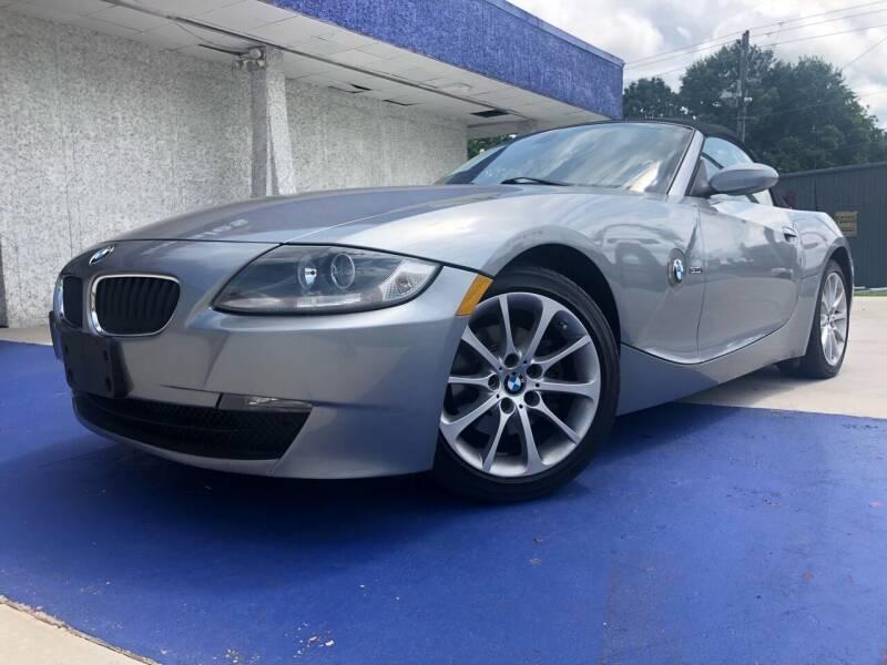 2007 BMW Z4 for sale at El Camino Auto Sales Gainesville in Gainesville GA
