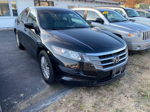 2012 Honda Crosstour for sale at Plaistow Auto Group in Plaistow NH
