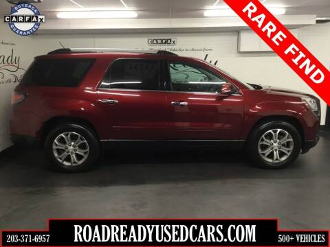 2015 GMC Acadia for sale at Road Ready Used Cars in Ansonia CT