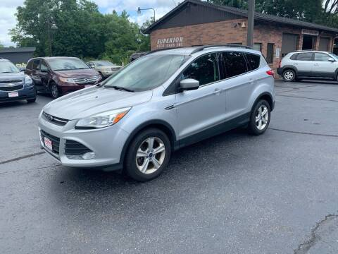 2014 Ford Escape for sale at Superior Used Cars Inc in Cuyahoga Falls OH