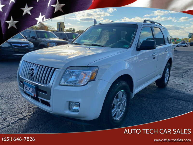2011 Mercury Mariner for sale at Auto Tech Car Sales in Saint Paul MN