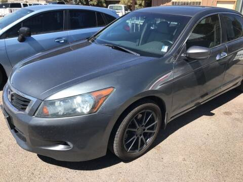 2010 Honda Accord for sale at Top Gun Auto Sales, LLC in Albuquerque NM