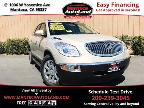 2011 Buick Enclave for sale at Manteca Auto Land in Manteca CA