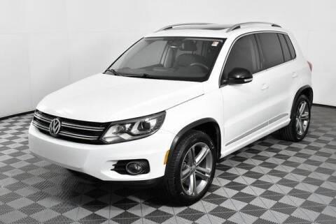 2017 Volkswagen Tiguan for sale at CU Carfinders in Norcross GA