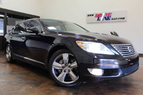 2010 Lexus LS 460 for sale at Driveline LLC in Jacksonville FL
