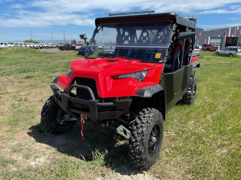 2021 Odes DOMINATOR X4 LT ZEUS for sale at Snyder Motors Inc in Bozeman MT