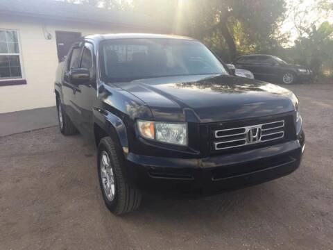 2007 Honda Ridgeline for sale at Excellent Autos of Orlando in Orlando FL