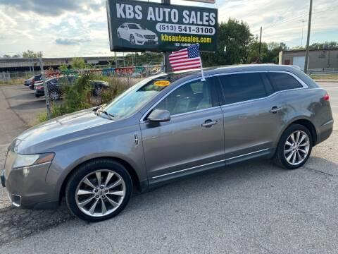 2010 Lincoln MKT for sale at KBS Auto Sales in Cincinnati OH