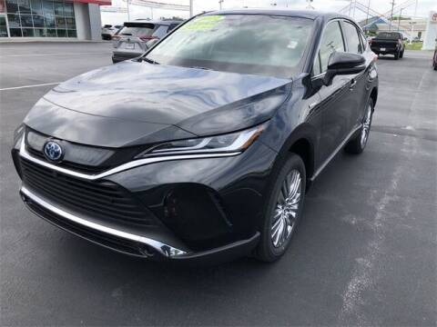2021 Toyota Venza for sale at White's Honda Toyota of Lima in Lima OH