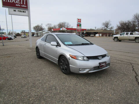 2006 Honda Civic for sale at Padgett Auto Sales in Aberdeen SD