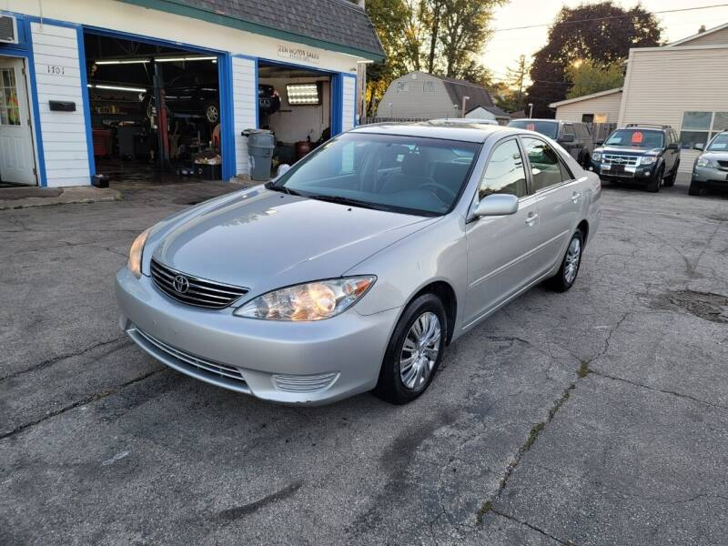 2006 Toyota Camry for sale at MOE MOTORS LLC in South Milwaukee WI