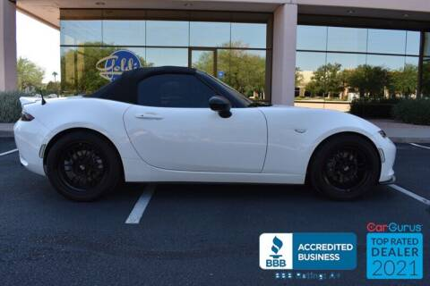 2019 Mazda MX-5 Miata for sale at GOLDIES MOTORS in Phoenix AZ