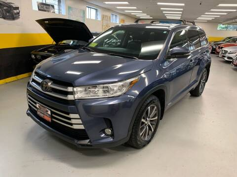 2017 Toyota Highlander Hybrid for sale at Newton Automotive and Sales in Newton MA