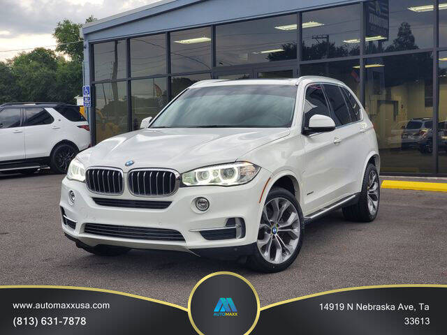 2015 BMW X5 for sale at Automaxx in Tampa FL