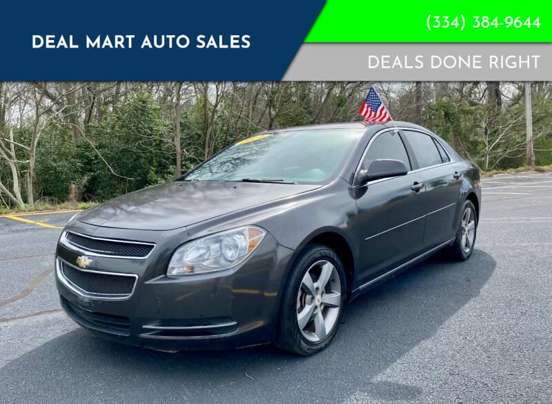 2011 Chevrolet Malibu for sale at Deal Mart Auto Sales in Phenix City AL