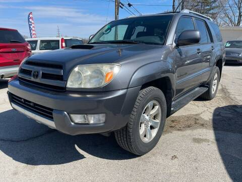2004 Toyota 4Runner for sale at STL Automotive Group in O'Fallon MO