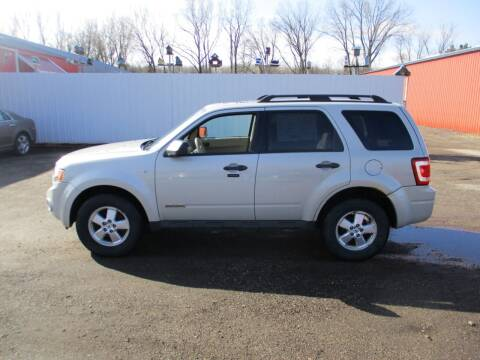 2008 Ford Escape for sale at Chaddock Auto Sales in Rochester MN