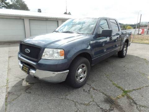 2005 Ford F-150 for sale at Gold Key Motors in Centralia WA