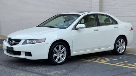 2005 Acura TSX for sale at Carland Auto Sales INC. in Portsmouth VA