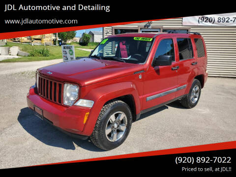 2008 Jeep Liberty for sale at JDL Automotive and Detailing in Plymouth WI
