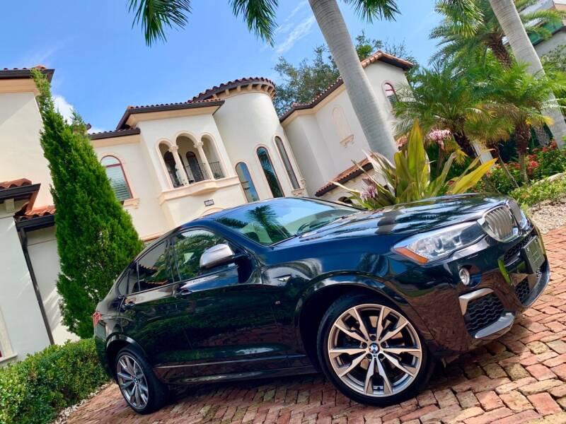 2017 BMW X4 for sale at Mirabella Motors in Tampa FL